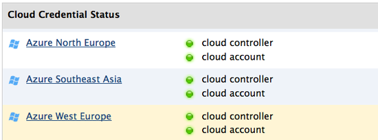File:09-Clouds/Azure/Tutorials/Add_Windows_Azure_to_a_RightScale_Account/Cloud_Credential_Status.png