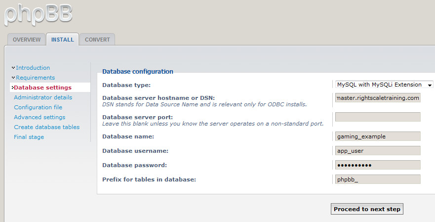screen-phpBB Install DB Settings.png